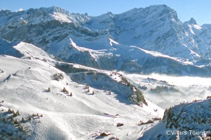 villars ski area guide, alpes-vaudoises