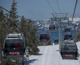 heavenly south lake tahoe ski vacations