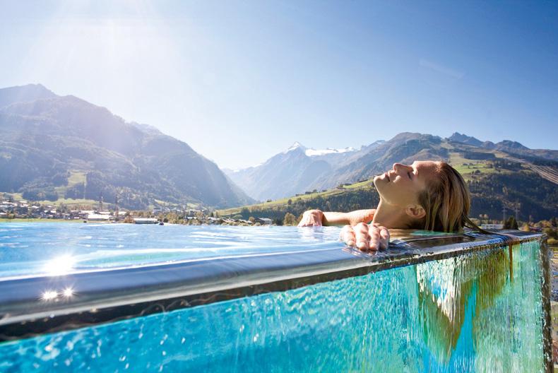 Ski And Spa Hotels In Austria