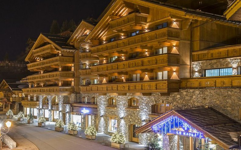 Best Ski Spa Hotels In France Ski Amp Spa Holidays My