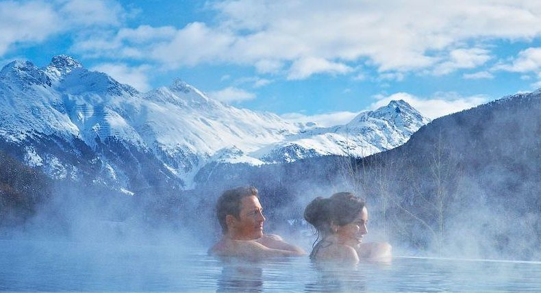 Ski And Spa Hotels In The Swiss Alps