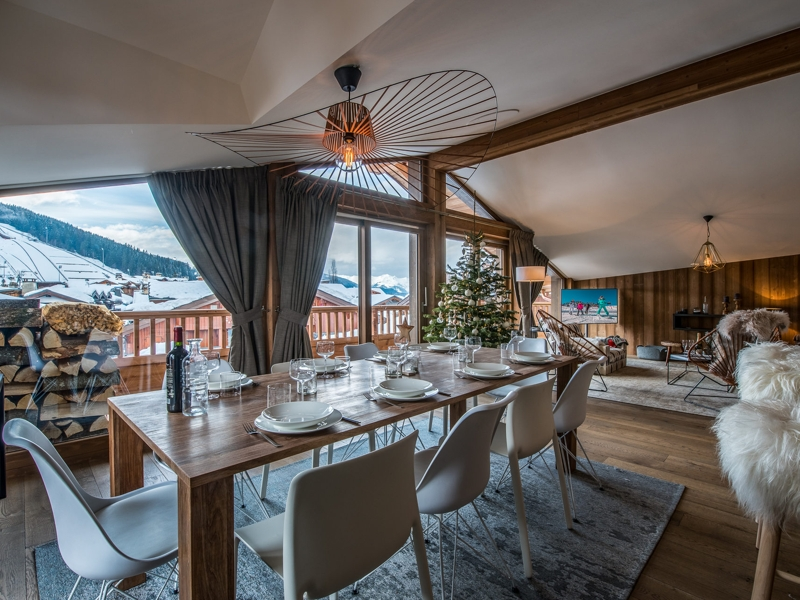 Chalet Velajo Chalet in Courchevel
