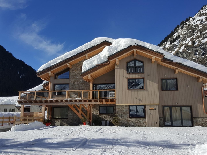 Vanoise Lodge Chalet in Champagny