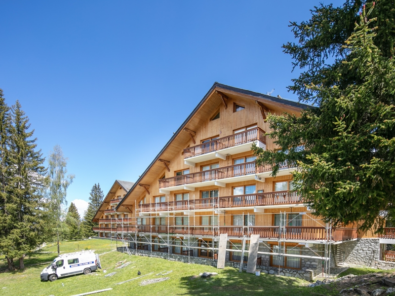 Meribel 3 bedroom penthouse Apartment in Meribel