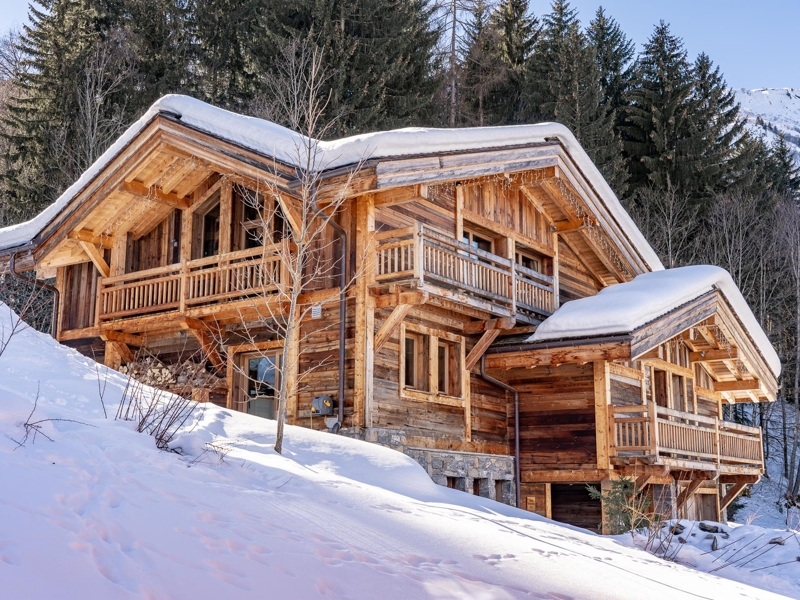 Chalet Pyrite Chalet in Les Houches